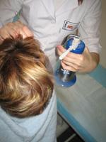 криомассаж головы