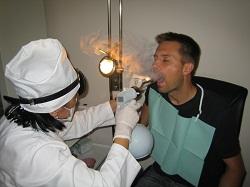 профилактика гриппа криотерапией