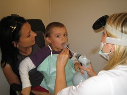 закаливание верхних дыхательных путей у детей